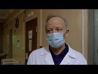 Комментарий министра здравоохранения Андрея Прилуцкого из Скопинского ММЦ