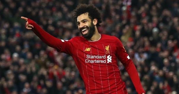 🏆 Салах стал самым результативным нападающим Премьер-лиги