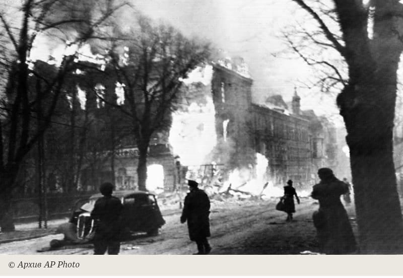 76 лет назад в ходе Великой Отечественной войны войска Красной Армии взяли город Гданьск