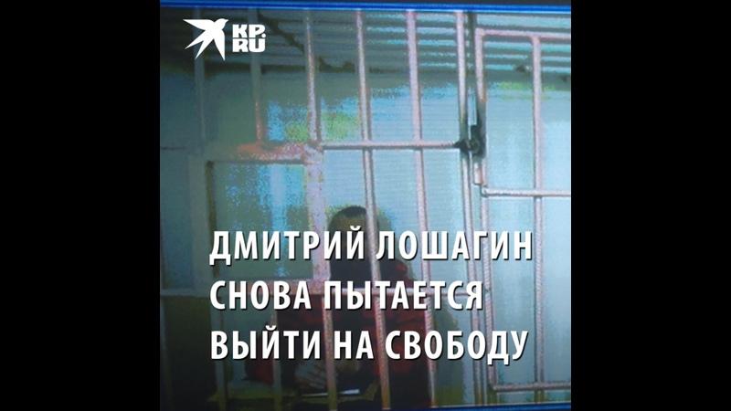 Стало известно где будет работать Дмитрий Лошагин после выхода из колонии
