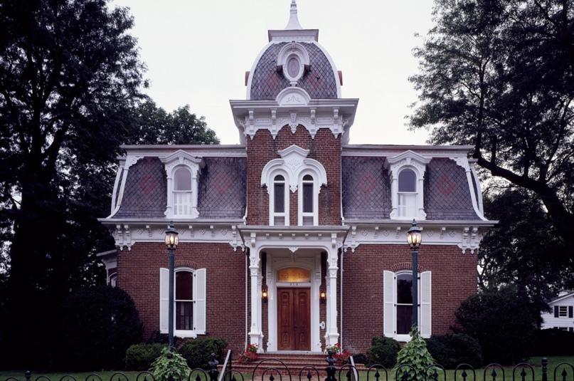 Дом Эванса-Уэббера, Салем, Вирджиния.
