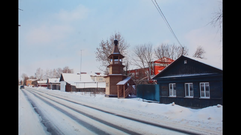 Обзорная точка ГТС плотина р. Нугрь.