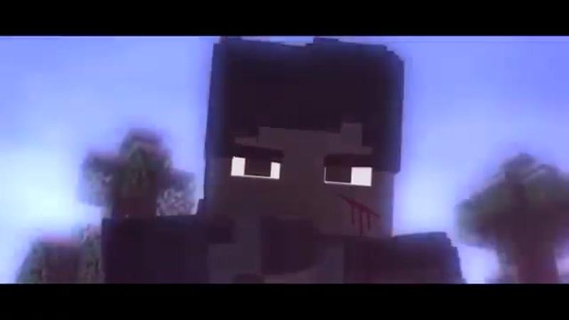 [ДАМБО MUSIC] КИБОРГ - Майнкрафт Песня (На Русском)   Minecraft Parody Song of Birds Imagine Dragons