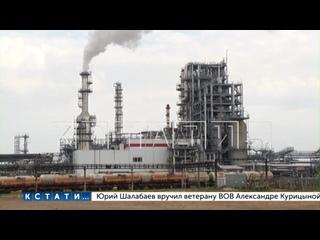 Глеб Никитин и глава «ЛУКОЙЛа» запустили в Кстове производство полимерно-битумных материалов
