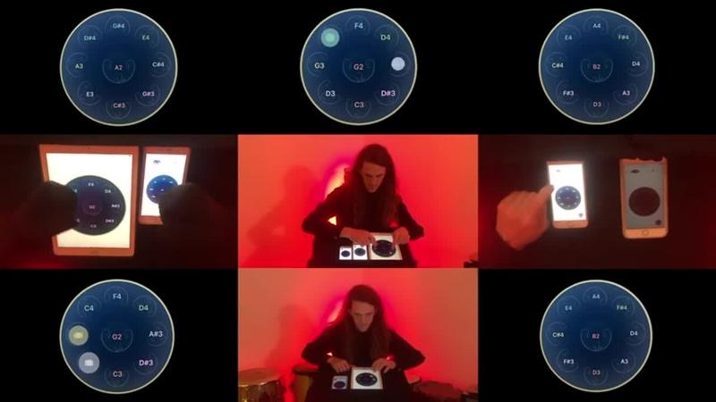 Billie Eilish Bury a friend RAV Vast virtual player cover by Taylor Haun