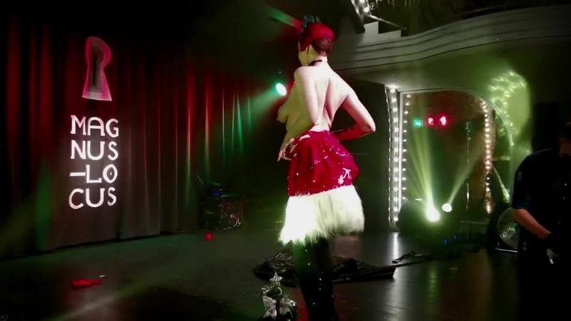 Kristabel Otem Ladies of Burlesque 11 12 December
