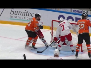 Дмитрий Архипов забивает уникальный гол, оставяляя в дураках всю оборону и вратаря Спартака