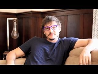 Virtually (the movie) Indiegogo video with Pedro Pascal
