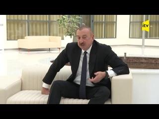 """Ильхам Алиев """"Пусть они не нервируют меня!"""" АРМЕНИЯ АЗЕРБАЙДЖАН БАКУ ЕРЕВАН КАРАБАХ ВОЙНА РОССИЯ ТУРЦИЯ АНКАРА +18"""