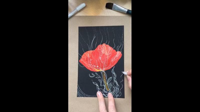 Видео от Мария Хомякова I Психолог I Арт терапевт