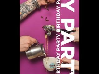 День Рождения COFFEE CAKE 💙