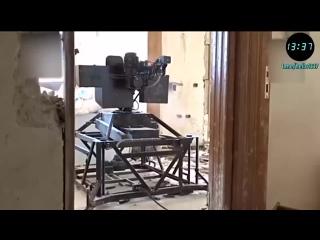 Управление пулеметом с геймпада