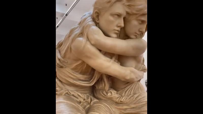Видео от Здесь живут скульптуры