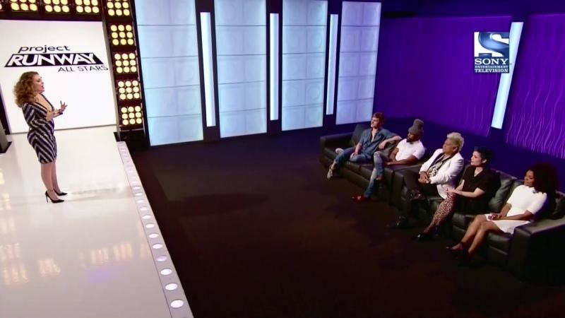 Проект Подиум Все звезды 5 сезон 11