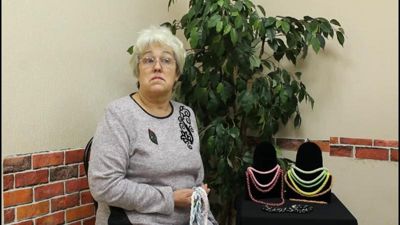 Козулина Роза Гарифулловна Брошь Весеннее пробуждение