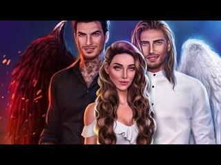 Секрет небес 2 серия Первое задание (1 сезон) Клуб романтики