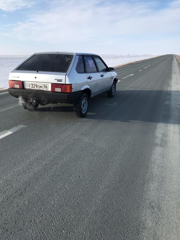 Купить 2109 2002 года в хорошем состоянии | Объявления Орска и Новотроицка №13756