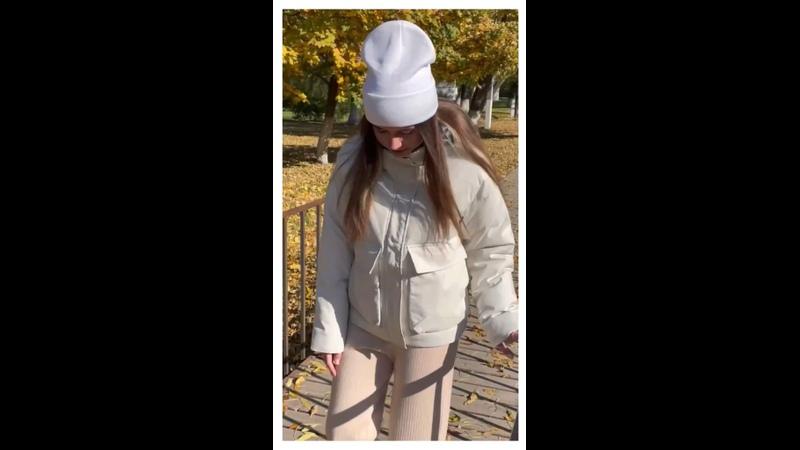 Видео от Александры Малиной