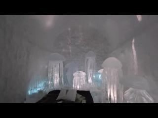 Как поймать северное сияние. Ледяной отель