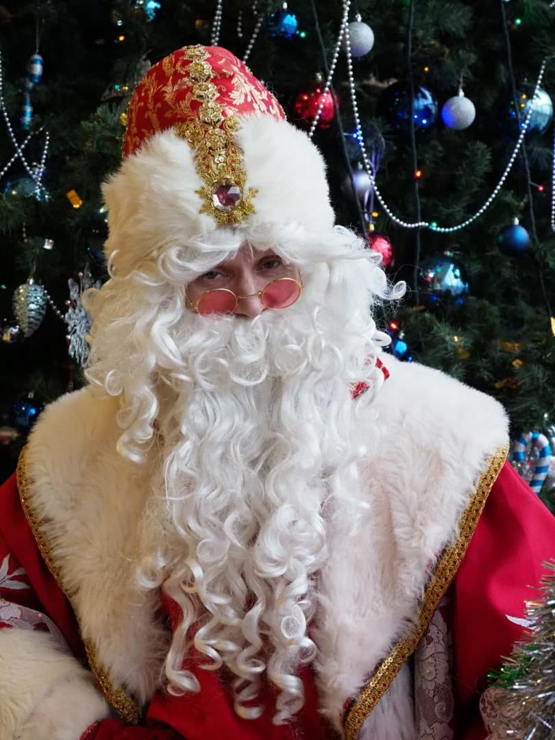 Библиотечные уроки «С Дедом Морозом по странам и континентам» провели в Нижегородском. Фото: О.Чумаченко. Местные новости