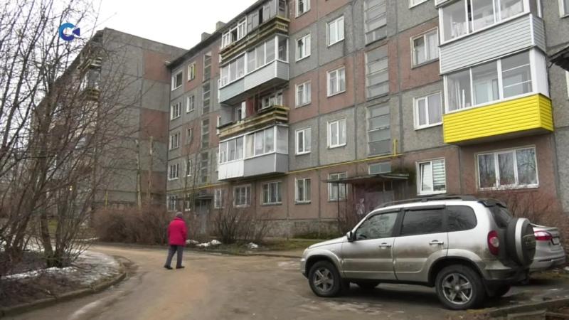 Двор на улице Репникова
