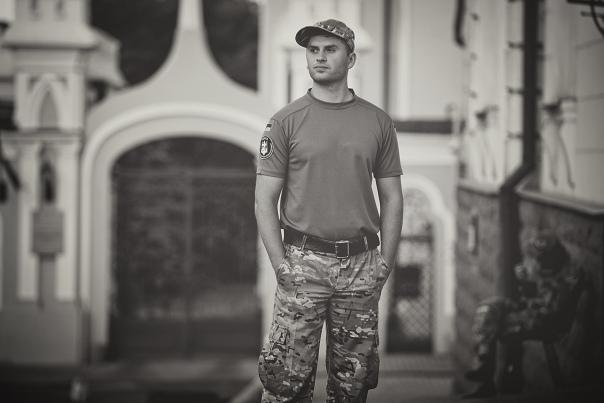 Евгений Жорняк, Беляевка, Украина