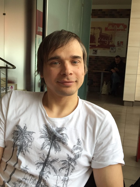 Максим Канунников, Москва, Россия