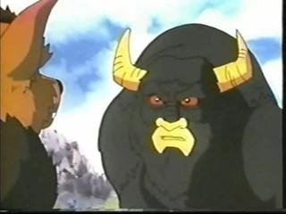 Transformers Beast Wars II - 14 - The Combined Giant Tripledacus