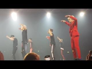 [VK][170730] MONSTA X Fancam - 'Trespass' + 'Rush' (Remix) @ 'THE 1ST WORLD TOUR' Beautiful in Bangkok