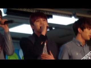 [VK]  FANCAM U-KISS - 다시 내게로 와줘 (Come Back To Me) live @ Sukira Family Concert