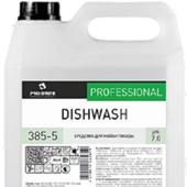 385 DISHWASH (Дишвош). Средство для мойки посуды.