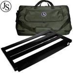 "Педалборд + сумка ""JS"" 31х56 (олива)"