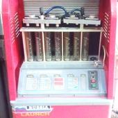 Тестирование и чистка форсунок бенз.двигателей