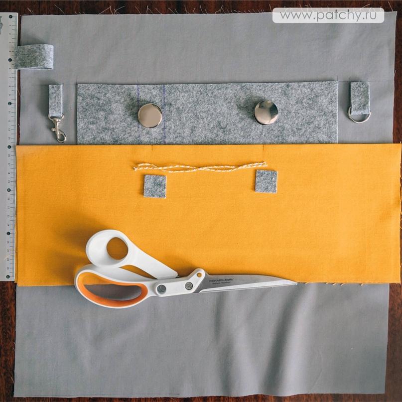 Сумка-органайзер для рукоделия, изображение №7