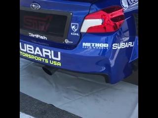 Subaru Rallycross USA - Subaru WRX STI