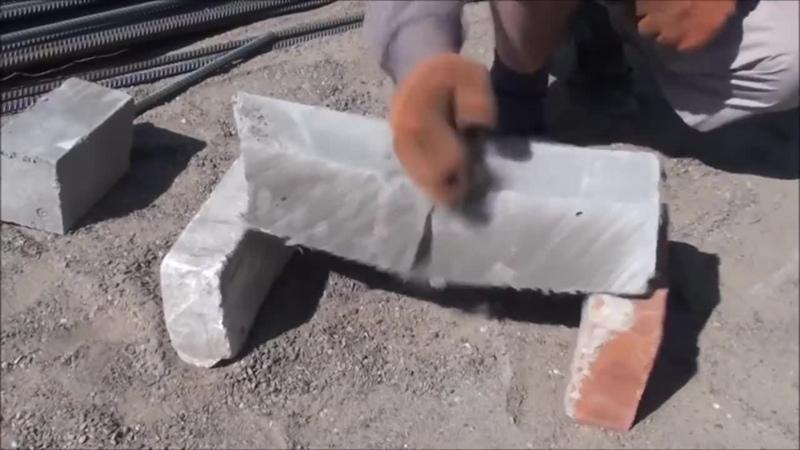Большие ошибки строительства фундамента под кирпичный дом.
