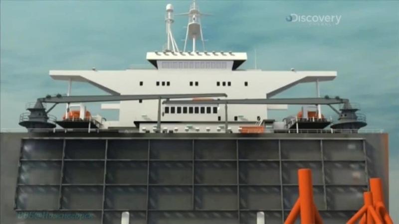Восстание машин 03 Гигантский корабль Документальный