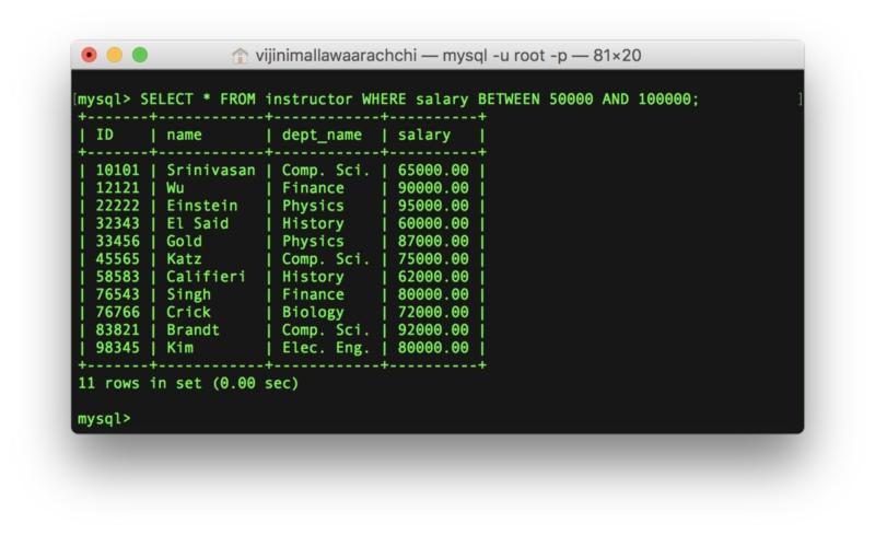 Основные команды SQL, которые должен знать каждый программист, изображение №8