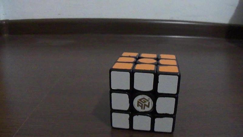 Обучалка как собрать Кубик Рубика 3х3
