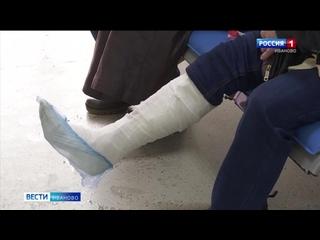 Уличные травмы: интервью с заведующим травмпунктом Андреем Красновым