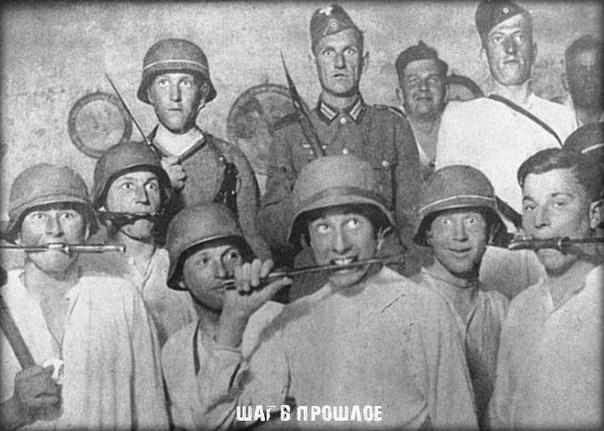Третий Рейх и наркотики. Солдатам вермахта в течение всей Второй мировой войны давали наркотик. Первитин (метамфетамин) помогал им выдерживать длительные марш-броски и сражаться в самых трудных