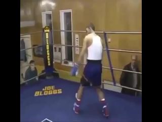 "Боксер - ""Принц"" Насим Хамед"