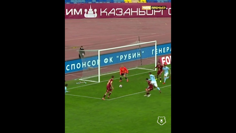 Сейв Юрия Дюпина в матче с Нижним Новгородом