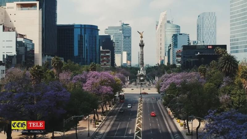 CCHTV Города Мексики Мехико