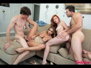 Lacy Lennon, Madelyn Monroe групповое секс с молодой большие сиськи big tits [Трах, all sex, porn, big tits , Milf, инцест порно