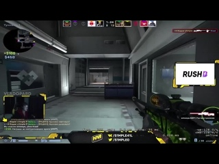s1mple goes insane with 4k