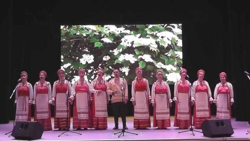 Онлайн концерт Народного хора им.В.Т.Чисталёва Эжваса дзоридзьяс
