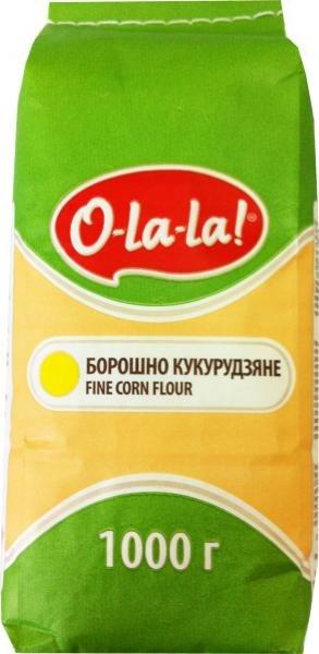 Αлина Φилиппова: Мука кукурузная Вес - 1000г Цена -
