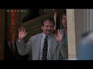 """Робин Уильямс в фильме """"Человек-кадиллак"""". (Комедия,криминал,США,1990)"""