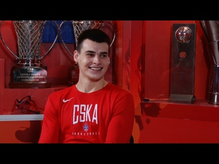 #CSKAbasketShow: Александр Хоменко